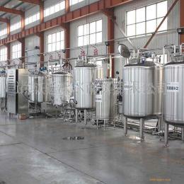 全自动复原乳生产线 复原乳加工设备厂家