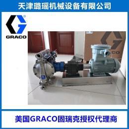 GRACO固瑞克HUSKY1050e电动隔膜泵