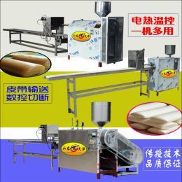 水磨自熟年糕机黄元米果机工作原理