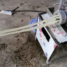 自动下料即食干凉皮机 干面皮机送技术