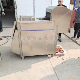 義康供應 凍雞切塊機 凍肉切塊機 凍豬肉分割設備