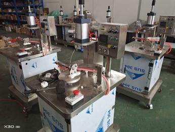 华众 蛋挞机 全自动挞皮成型机 按钮版塔皮机 多功能蛋挞皮成型机 适用于工厂流水线作业