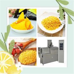 多功能早餐营养玉米片加工机械厂家