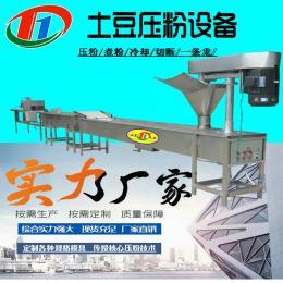 流水线电动粉耗子机  压土豆粉机包技术