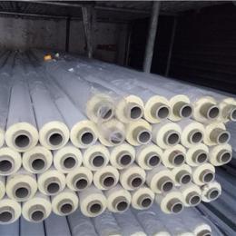 泳池保温管 PVC聚氨酯一体发泡保温管 温泉PPR复合保温管