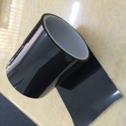 石墨胶带防指纹防静电防刮电磁片胶带不透光哑黑单面胶带