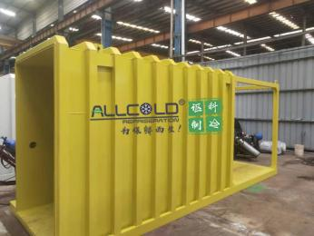 湖南长沙蔬菜配送中心2000公斤蔬菜真空预冷机的拷贝