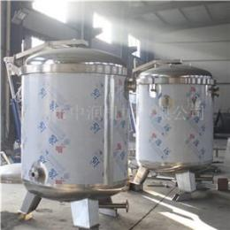 煮粽子效率高的机器设备 蒸汽加热高压煮粽锅