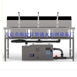 HGYZD-Ⅲ-1000型三槽池小型自动隔油设备