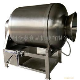 鸡柳腌制机 小型酱牛肉真空腌制机 专业从事滚揉机