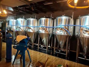 国产啤酒设备厂家排行榜,小型啤酒厂生产设备价格