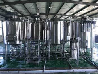 山东啤酒设备价格小型啤酒厂酿酒设备生产厂家