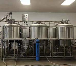 投资啤酒厂生产设备价格年产5万吨啤酒设备生产厂家