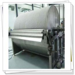 新轻机械  真空转鼓硅藻土过滤机
