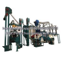 小型精品電動谷物磨/谷物加工設備/谷物磨粉機