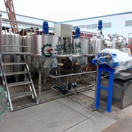 食用油加工设备 精炼设备 茶籽油生产线 胡麻油榨油精炼机