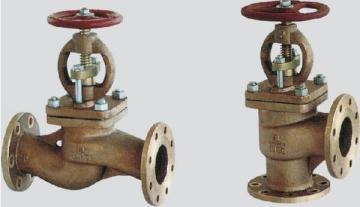 P3.OMPa法蘭青銅截止閥