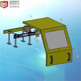 立宏智能安全-车铣钻床防护罩装置专利