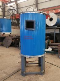 10万不锈钢立式三流程底吹食品加热炉