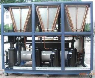 精密型水循环冷水机 30匹水冷机组
