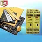 立智能安全-壓力安全墊傳感器-安全地毯,通人體壓力做發信號的安全繼電器停止設備的保護產品