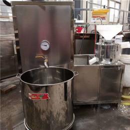 大产量豆腐机不锈钢压架商用豆腐生产设备厂家