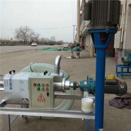 鸡粪牛粪干湿分离机螺旋挤压固液分离机设备