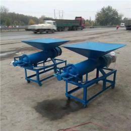 衡陽雞糞豬糞干濕分離機螺旋擠壓式脫水機生產