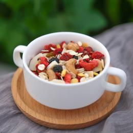 多功能低脂牛奶冲泡营养麦片早餐谷物生产线参数D