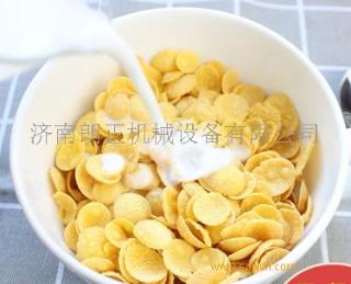 多功能混合果仁谷物玉米片生產線生產廠家D