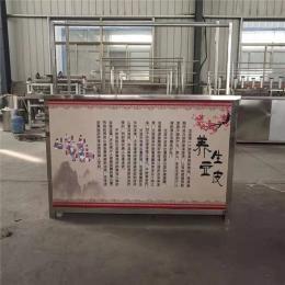 不锈钢商用豆皮机两相电恒温控制腐竹机