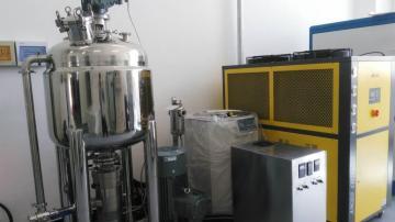 共混法制备纳米复合材料高速分散机