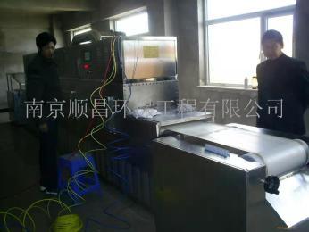 江西工業非標食品殺菌干燥微波設備,微波干燥機