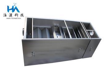 广东厂家直销无动力型油水分离器