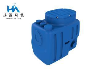 广东厂家直销切割型PE污水提升器