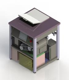 厂家直销环保厨余减量处理机