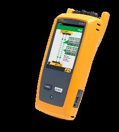 福禄克DSX2-5000 CH线缆测试仪(支持国标GB50312-2016)
