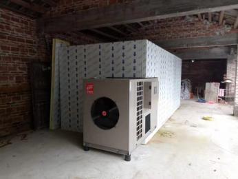小型圓桶熱泵花椒烘干機 熱風循環花椒辣椒烘干房