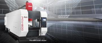 台湾亚威机电FCV-800五轴加工中心