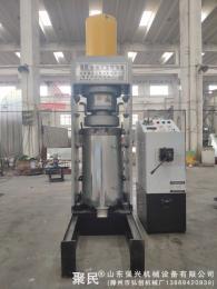 新型大型芝麻香油榨油机,超高压立式山核桃榨油机厂家