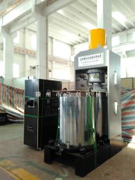 全自动冷榨聚醚榨油机 松籽自动化商用榨油机