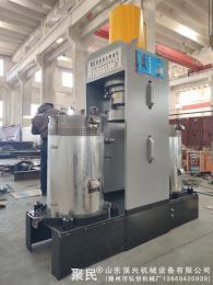 新型活性炭液压榨油机设备厂家