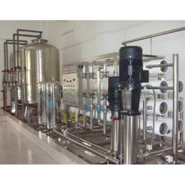 单级反渗透纯水设备,一级反渗透设备