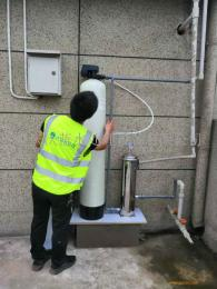 重庆沃蓝LR-2000型工业软化水设备