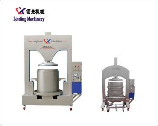 LX供应高效率框栏式压榨机