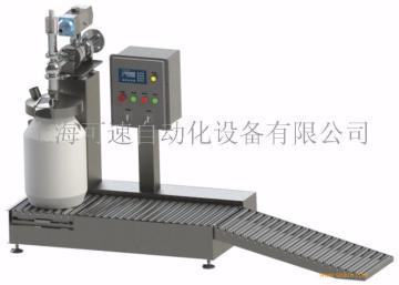 100L食品液体灌装机 50L糖浆灌装机