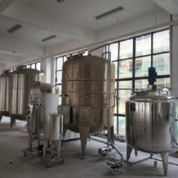 豆制品黃漿水生產豆干、醬油、食醋和發酵飲料設備