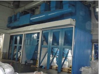 大型气箱脉冲除尘器生产厂家 旋风除尘器陶瓷