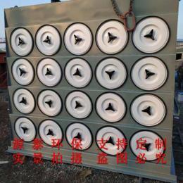 单机布袋式除尘器 有卖的 除尘器 旋涡罩