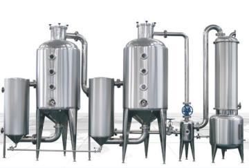 老品牌高效节能提取浓缩机组提取罐浓缩罐浓缩器